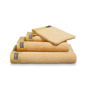 Vandyck Guest towel HOME Mouliné Honey Gold (set / 6 pieces)