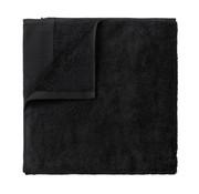 Blomus Badlaken RIVA 100x200 cm Black