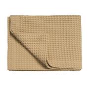 Vandyck HOME Pique waffle blanket 270x250 cm Toffee-118