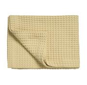 Vandyck HOME Pique waffle blanket 160x250 cm Beach-014