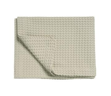 Vandyck HOME Pique waffle blanket 160x250 cm Stone-169