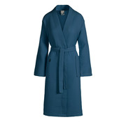 Vandyck Bathrobe BIARRITZ Navy-036