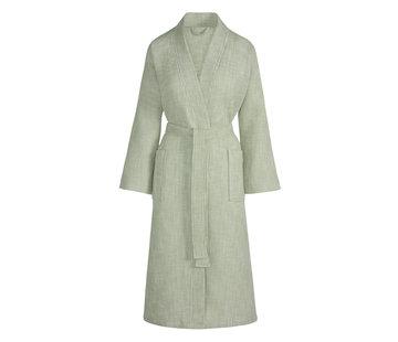 Vandyck EVELYN bathrobe Light Olive-123