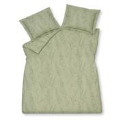 Vandyck Duvet cover TINY LEAVES Smoke Green 200x220 cm (cotton)