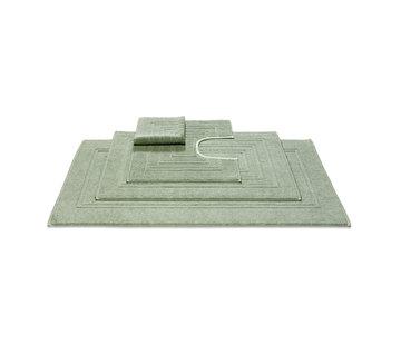 Vandyck HOUSTON bath mat Smoke Green-814