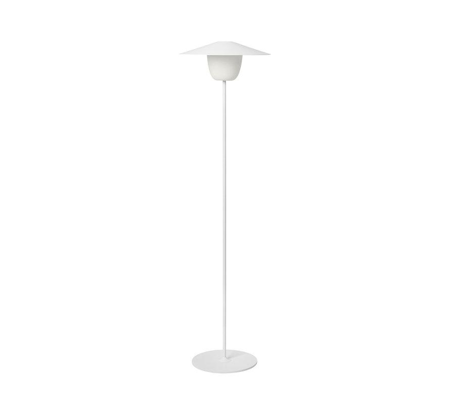 ANI mobile LED floor lamp White 66071