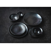 Chic CALA 12-delige serviesset charcoal