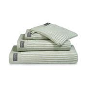 Vandyck Guest towel HOME Petit Ligne Smoke Green-814 (set/6)
