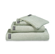 Vandyck Towel 60x110 cm HOME Petit Ligne Smoke Green-814 (set/3)