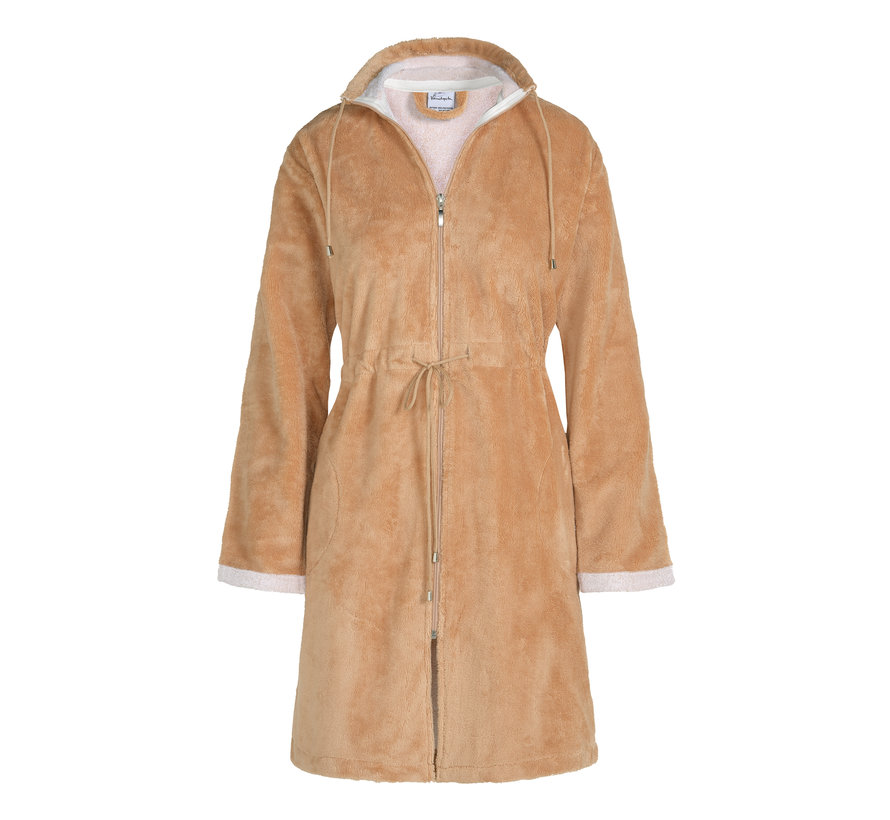 CHICAGO bathrobe color Praline (BAGE14202)