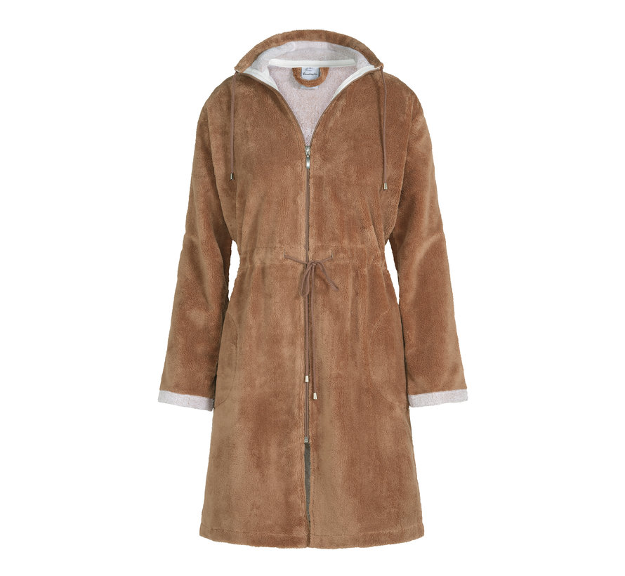 CHICAGO bathrobe color Brownie (BAGE14202)