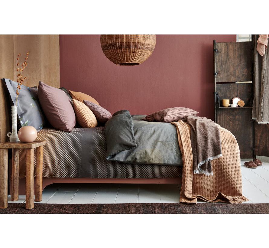 HOME Pique cushion cover 40x55 cm Brownie (BLMK16101)