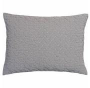 Vandyck PURE 10 pillowcase 60x70 cm Steel Gray (cotton) - Copy