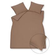 Vandyck WASHED COTTON pillowcase 60x70 cm Brownie (cotton)