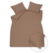 Vandyck WASHED COTTON duvet cover 140x220 cm Brownie (cotton)