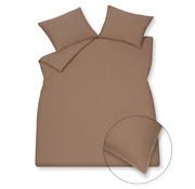 Vandyck WASHED COTTON duvet cover 200x220 cm Brownie (cotton)