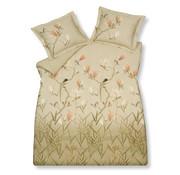 Vandyck Duvet cover MAGNOLIA SKY Natural 140x220 cm (satin cotton)