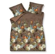 Vandyck Duvet cover SYMPHONY Brownie 140x220 cm (satin cotton)