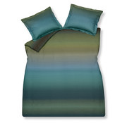 Vandyck Duvet cover MAGIC Olive 240x220 cm (satin cotton)