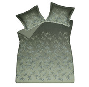 Vandyck Duvet cover DAZZLE Olive 240x220 cm (satin cotton)