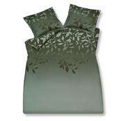 Vandyck Duvet cover SHADOW LEAF Oceanview 240x220 cm (satin cotton)