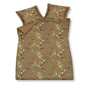 Vandyck Duvet cover WINTERSWEET Brownie 200x220 cm (satin cotton)