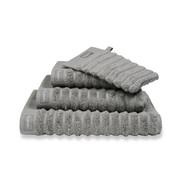 Vandyck Towel HOME Wave Mole Gray-001
