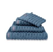 Vandyck Håndklæde HOME Wave Vintage Blue-403