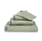 Vandyck Towel HOME Wave Smoke Green-814
