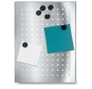 Blomus MURO magneetbord 40x30 cm met gaatjes (mat)