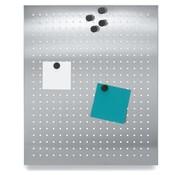 Blomus MURO magneetbord 60x50 cm met gaatjes (mat)