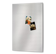 Blomus MURO ​​magnetic board 90x60 cm with holes (mat)