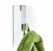 Blomus AREO hook for glass wall 6-8 mm (matt)