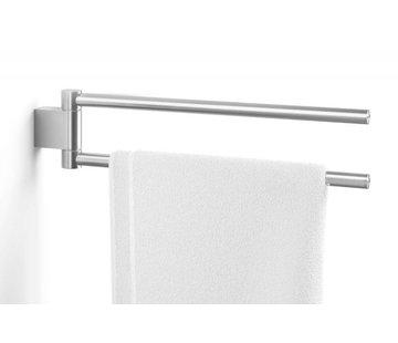 ZACK ATORE håndklædestang svingbar (mat)