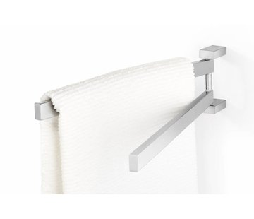 ZACK LINEA towel bars pivotable (matt)