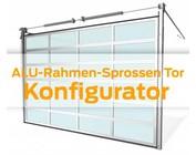 ALU-Rahmen-Sprossen Konfigurator