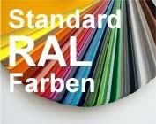 Standard RAL Farben