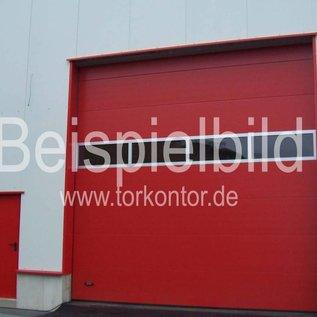 Industrie Sektionaltor für eine lichte Durchfahrtsbreite bis 5000 mm