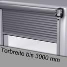 Industrie Rolltor lichte Breite bis 3000 mm