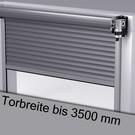 Industrie Rolltor lichte Breite bis 3500 mm