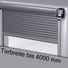 Industrie Rolltor lichte Breite bis 4000 mm