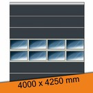 Torkontor ISO 40 Industrie Sektionaltor 4000 x 4250 mm