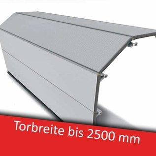 Torkontor Garagensektionaltor für eine lichte Durchfahrtsbreite bis 2500 mm