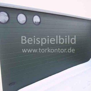Torkontor Garagensektionaltor für eine lichte Durchfahrtsbreite bis 4500 mm