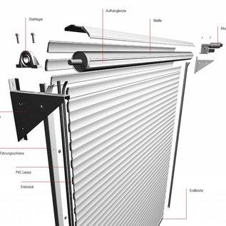 Industrie Rolltor für eine lichte Durchfahrtsbreite bis 4500 mm