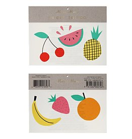 Meri Meri MERI MERI Tattoos Fruit *