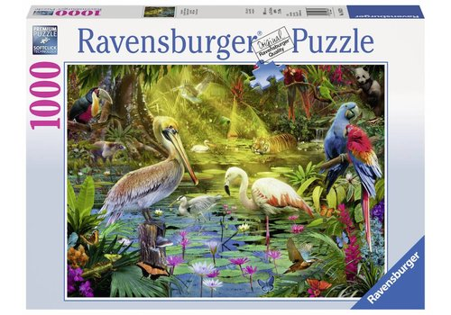 The bird paradise - 1000 pieces
