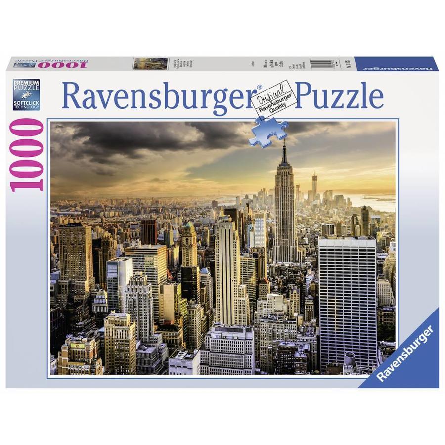 Geweldig New York - puzzel van 1000 stukjes-1