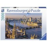 thumb-Londen vanuit de lucht - puzzel van 2000 stukjes-1