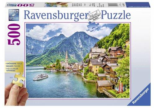 Ravensburger Hallstatt in Austria - 500 XXL pieces